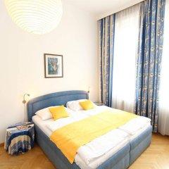 Отель CheckVienna Edelhof Apartments Австрия, Вена - 1 отзыв об отеле, цены и фото номеров - забронировать отель CheckVienna Edelhof Apartments онлайн комната для гостей