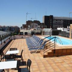 Отель Sunotel Aston Испания, Барселона - 5 отзывов об отеле, цены и фото номеров - забронировать отель Sunotel Aston онлайн бассейн
