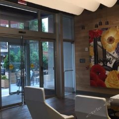Отель Cambria Hotel Washington, D.C. Convention Center США, Вашингтон - отзывы, цены и фото номеров - забронировать отель Cambria Hotel Washington, D.C. Convention Center онлайн фитнесс-зал фото 2