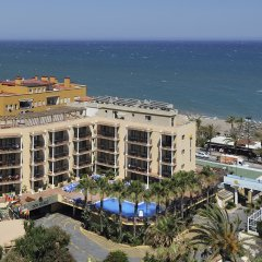 Отель Sol Don Marco пляж фото 2