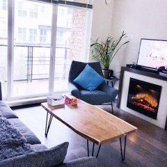 Отель Luxury two bedroom apartment at UBC Канада, Аптаун - отзывы, цены и фото номеров - забронировать отель Luxury two bedroom apartment at UBC онлайн интерьер отеля