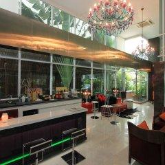 Отель Cnc Heritage Бангкок гостиничный бар