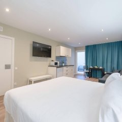 Отель Aparthotel Senator Barcelona комната для гостей фото 2