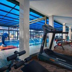 Freesia Hotel фитнесс-зал