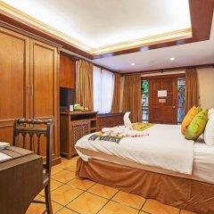 Отель Royal Phawadee Village Патонг комната для гостей фото 4