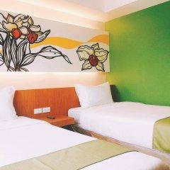 Отель Patra Boutique Hotel Таиланд, Бангкок - отзывы, цены и фото номеров - забронировать отель Patra Boutique Hotel онлайн комната для гостей фото 2