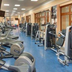 Отель Dhsr Nove Lazne фитнесс-зал фото 3