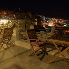 Canyon Cave Hotel балкон