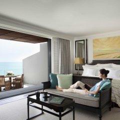 Отель InterContinental Samui Baan Taling Ngam Resort комната для гостей фото 5