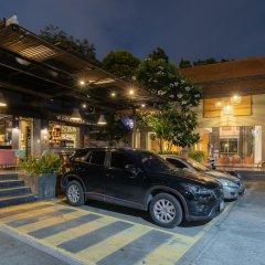 Отель Oun Hotel Bangkok Таиланд, Бангкок - отзывы, цены и фото номеров - забронировать отель Oun Hotel Bangkok онлайн парковка