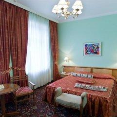 Марко Поло Пресня Отель 4* Стандартный номер двуспальная кровать фото 2