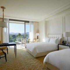 Отель Waldorf Astoria Beverly Hills Беверли Хиллс комната для гостей фото 2