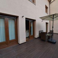 Отель Apartamentos Turisticos LLanes Испания, Льянес - отзывы, цены и фото номеров - забронировать отель Apartamentos Turisticos LLanes онлайн балкон