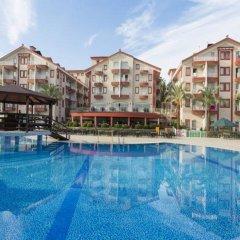 Hane Sun Hotel Сиде бассейн фото 3