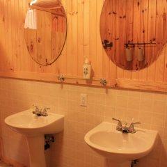 Отель Algonquin Eco-Lodge ванная