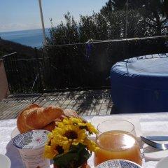 Отель La Casa dei Limoni питание