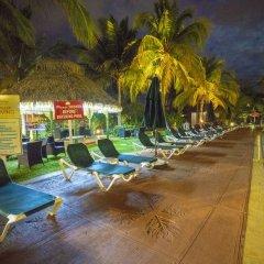Отель Coco Palm пляж фото 2