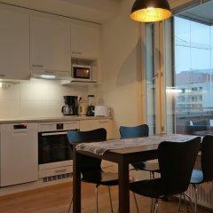Апартаменты Local Nordic Apartments - Arctic Fox Ювяскюля в номере фото 2
