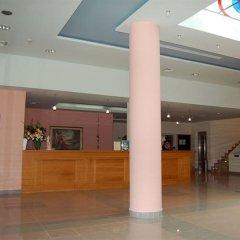 Отель Horizon Beach Resort Греция, Калимнос - отзывы, цены и фото номеров - забронировать отель Horizon Beach Resort онлайн интерьер отеля фото 3