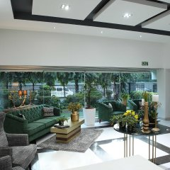 Отель Ahuja Residency Sunder Nagar интерьер отеля