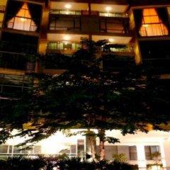 Отель Seven Place Executive Residences Бангкок парковка