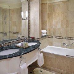 Отель Movenpick Resort and Spa Dead Sea Иордания, Сваймех - 1 отзыв об отеле, цены и фото номеров - забронировать отель Movenpick Resort and Spa Dead Sea онлайн ванная фото 2
