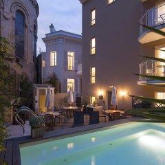 Отель Villa d'Estelle Франция, Канны - отзывы, цены и фото номеров - забронировать отель Villa d'Estelle онлайн бассейн