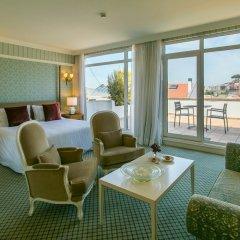 Отель Olissippo Castelo Лиссабон комната для гостей фото 4