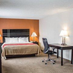 Отель Comfort Inn North Conference Center комната для гостей фото 3