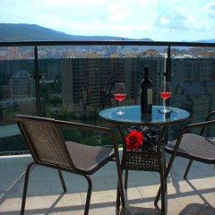 Апартаменты Luxury Apartments Тбилиси балкон