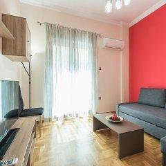 Отель Stylish Home in Koukaki комната для гостей фото 4