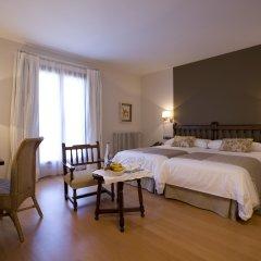 Отель Parador de Puebla de Sanabria комната для гостей