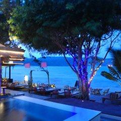 Отель Samui Honey Cottages Beach Resort бассейн
