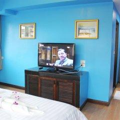 Отель Krabi City View. Таиланд, Краби - отзывы, цены и фото номеров - забронировать отель Krabi City View. онлайн удобства в номере