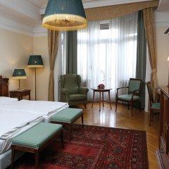 Отель Danubius Gellert 4* Улучшенный номер фото 5