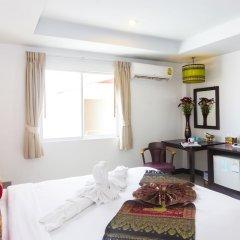 Отель Silver Resortel комната для гостей фото 11
