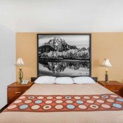 Отель Super 8 by Wyndham Diamondville Kemmerer США, Даймондвилл - отзывы, цены и фото номеров - забронировать отель Super 8 by Wyndham Diamondville Kemmerer онлайн фото 3