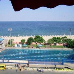 Panorama Hotel пляж фото 2