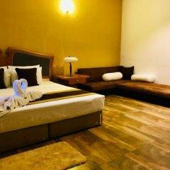 Отель Aradhana Airport Hotel Шри-Ланка, Негомбо - отзывы, цены и фото номеров - забронировать отель Aradhana Airport Hotel онлайн комната для гостей фото 3