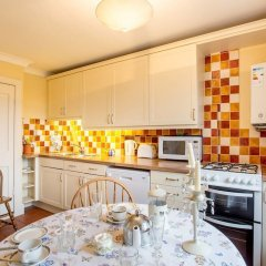 Отель Calton Hill Idyllic Cottage Feel Next 2 Princes St Эдинбург в номере фото 2