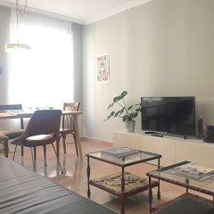 Отель Apartamentos Fomento 25 Испания, Мадрид - отзывы, цены и фото номеров - забронировать отель Apartamentos Fomento 25 онлайн комната для гостей фото 4