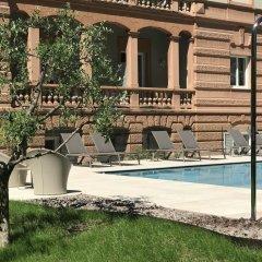 Отель Windsor Италия, Меран - отзывы, цены и фото номеров - забронировать отель Windsor онлайн бассейн фото 3