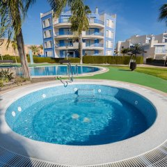 Отель Fidalsa Dream House бассейн