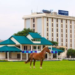 Отель Le Meridien Ogeyi Place детские мероприятия