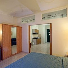 Отель Pefkos Beach удобства в номере