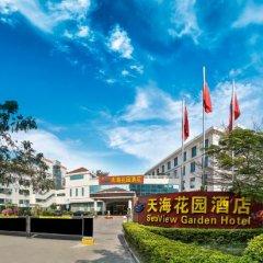 Отель Sea View Garden Hotel Xiamen Китай, Сямынь - отзывы, цены и фото номеров - забронировать отель Sea View Garden Hotel Xiamen онлайн фото 3