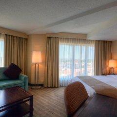 Отель Delta Hotels by Marriott Saskatoon Downtown комната для гостей фото 3