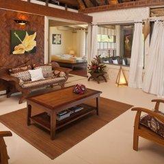 Отель Robinson's Cove Villas Французская Полинезия, Муреа - отзывы, цены и фото номеров - забронировать отель Robinson's Cove Villas онлайн комната для гостей фото 3