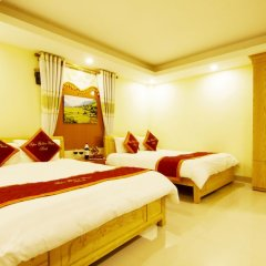 Sapa Golden Plaza Hotel спа