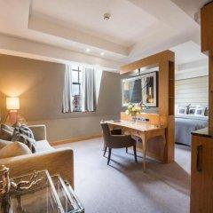 Отель Conrad London St. James Великобритания, Лондон - 1 отзыв об отеле, цены и фото номеров - забронировать отель Conrad London St. James онлайн комната для гостей фото 4